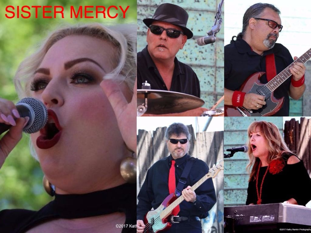 SISTER MERCY heads to Memphis in January