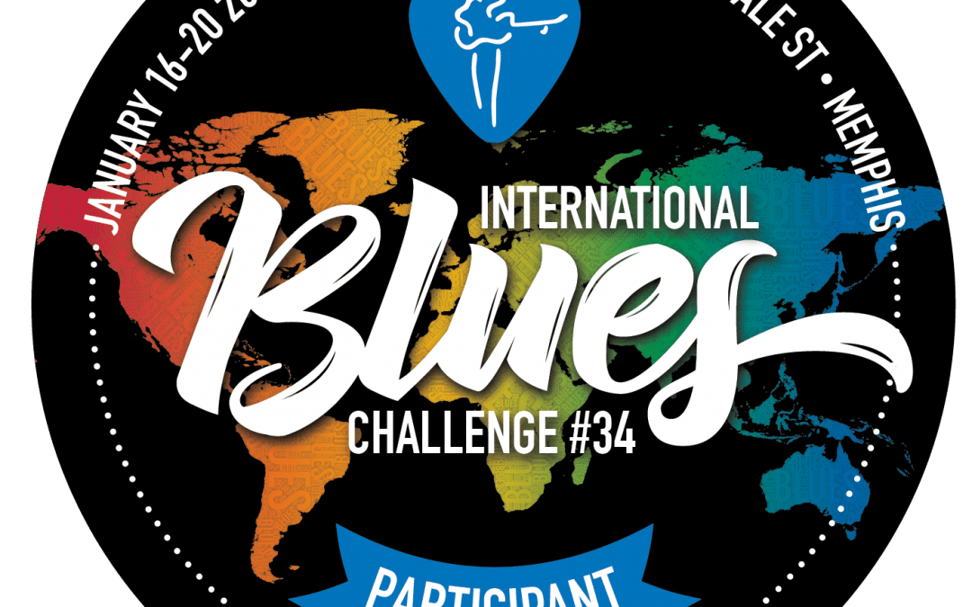 SISTER MERCY heads to the INTERNATIONAL BLUES CHALLENGE January 16 2018