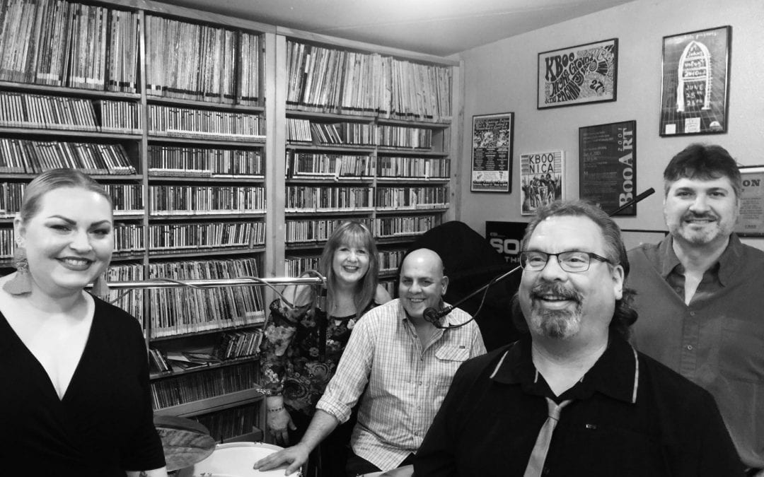 SISTER MERCY on KBOO 90.7  Live with Dr. Jane Manning on The Blues Junction