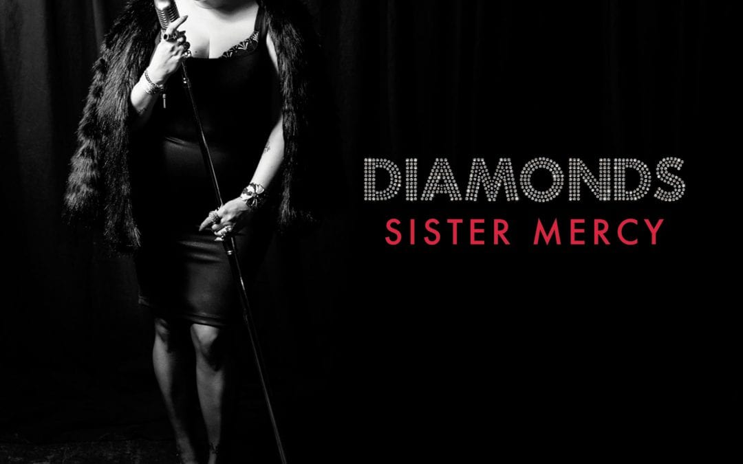 "Vortex Magazine features SISTER MERCY ""Diamond Doris"""