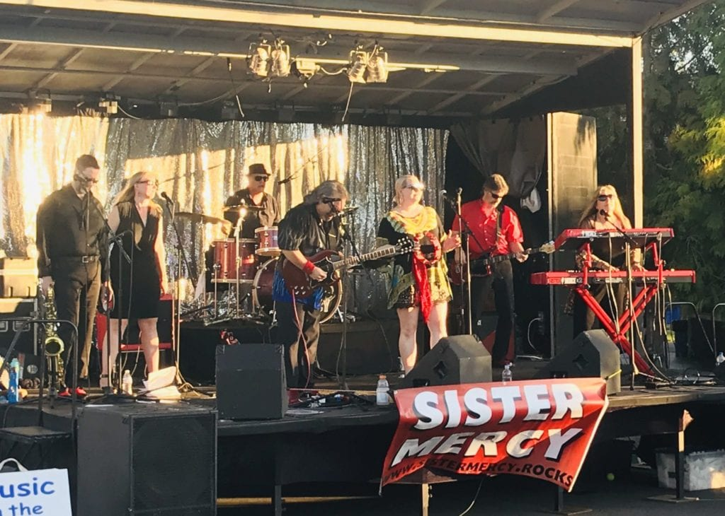 West Linn Concerts in the Park